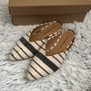 Lucky Brand Mules 5.5